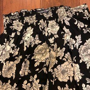 Brandy Melville Pants - Brandy Melville floral pants